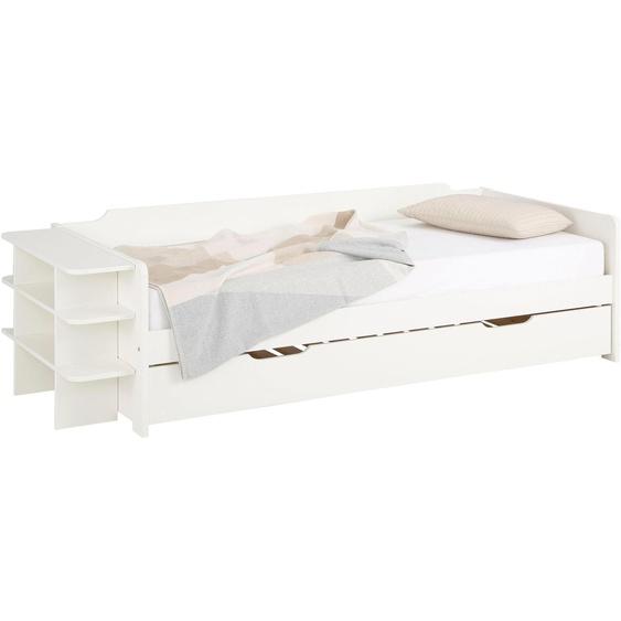 Home affaire Daybett »Enver«, Landhaus-Stil, weiß, Material Kiefer / MDF»Enver«