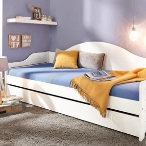 Home affaire Daybett , weiß, 90x200 cm, FSC-Zertifikat, »Susan«, , , FSC®-zertifiziert