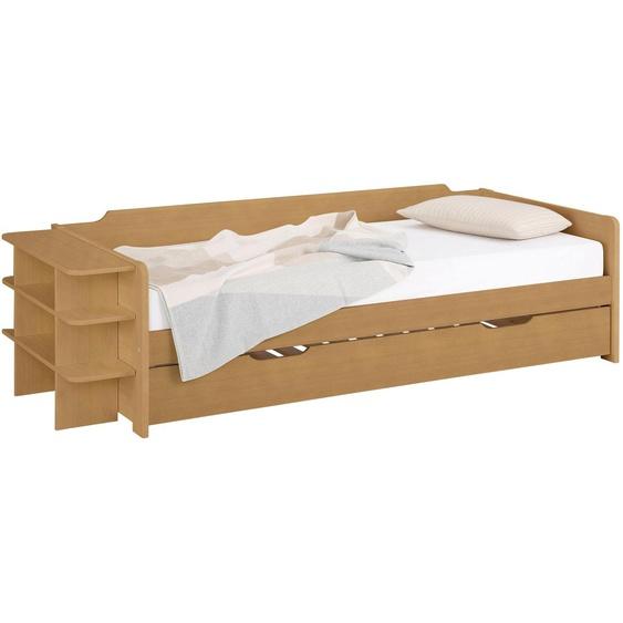 Home affaire Daybett, Landhaus-Stil, weiß, Material Kiefer / MDF »Enver«»Enver«