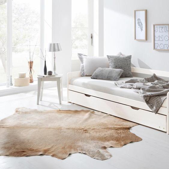 Home affaire Daybett »Tim«, FSC®-zertifiziert, weiß, Material Kiefer»Tim«