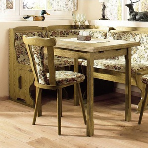 Home affaire Eckbankgruppe, (Set, 4-tlg)