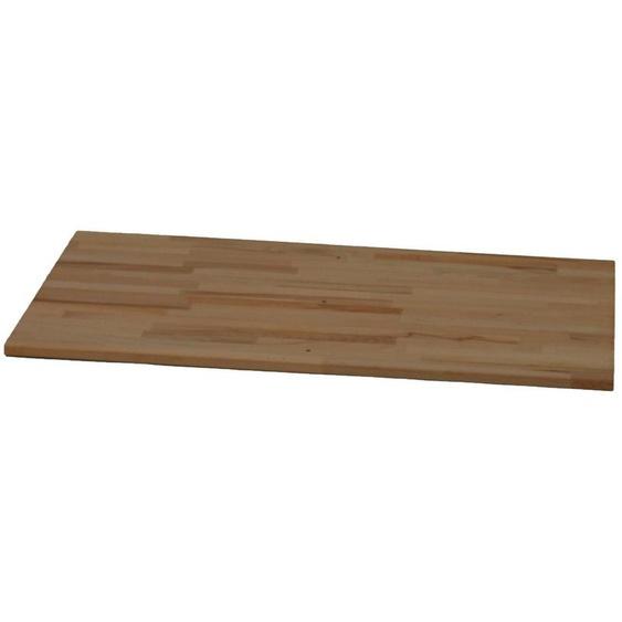 Home affaire Einlegeboden »Modesty«, aus schönem massivem Wildeichenholz, Breite 49 cm
