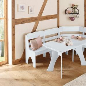 Home affaire Esszimmer-Set »Torben«, (2-tlg), im Landhausstil