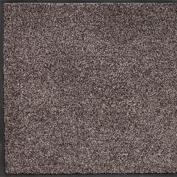 Home affaire Fußmatte Noyack, rechteckig, 7 mm Höhe B/L: 120 cm x 180 cm, 1 St. braun Designer Fußmatten