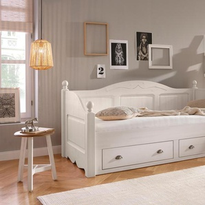 Home affaire Futonbett Teo (aus massiver Kiefer)