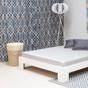 Home Affaire Futonbett »Zen«, weiß, 90x200 cm