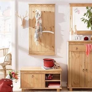 Home affaire Garderoben-Set »Indra«, (Set, 4-tlg)