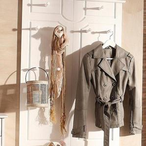Home affaire, Garderobe »Klera«, Mit 10 Kleiderhaken
