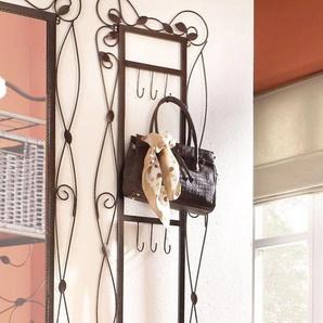 Home affaire Garderobenpaneel, mit aufwendigen Verzierungen B/H/T: 41 cm x 136 5 weiß Garderobenpaneel Garderobenpaneele Garderoben
