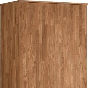 Home affaire Garderobenschrank »Kristian« mit Push-to-open und Soft-Close Funktionen
