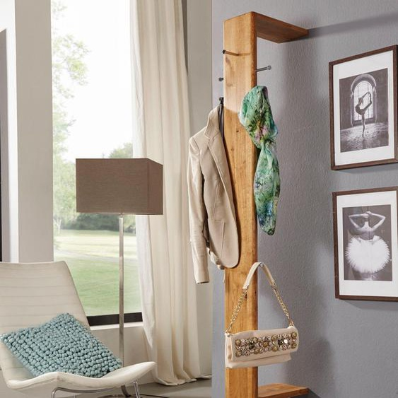 Home affaire Garderobenständer, Landhaus-Stil, beige