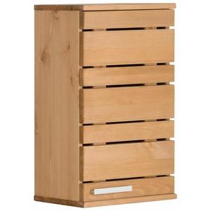 Home affaire Hängeschrank »Josie«, FSC®-zertifiziert, beige, Material Massivholz