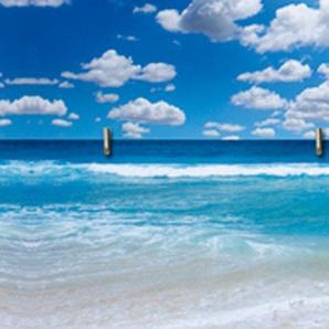 Home affaire Hakenleiste »Gorgeous Beach«