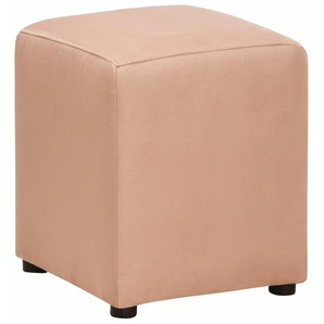 Home affaire Hocker, FSC®-zertifiziert, beige »Zoe«