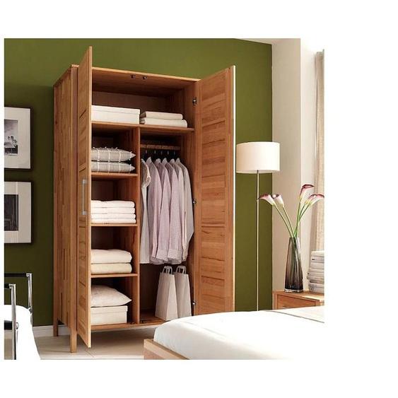 Home affaire Inneneinteilung Modesty für 2-türig, 50x150x58 cm beige Zubehör Kleiderschränke Möbel Schrankinneneinteiler