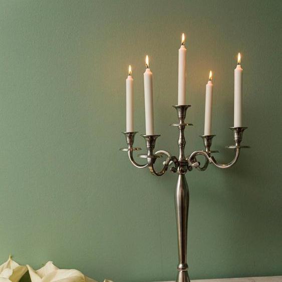 Home affaire Kerzenständer »Abha« (Set, 5 Stück), 5 Kerzen, groß