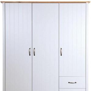 Home affaire Kleiderschrank »Norfolk« Breite 142 cm
