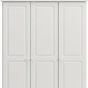 Home affaire Kleiderschrank »Richmond« mit 3 Türen und 4 Schubladen, Breite 129 cm