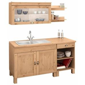 Home affaire Küchenzeile »Oslo«, ohne E-Geräte, Breite 150 cm