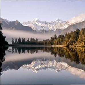 Home affaire Leinwandbild »New Zealand«, 120/90 cm