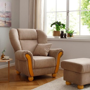 Home affaire Loungesessel Milano Vintage
