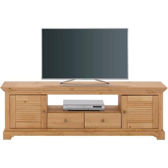 Home affaire Lowboard Ayanna, Breite 171 cm. B/H/T: cm x 53 39 cm, Anzahl Schubladen: 2 beige TV-Regale HiFi-Regale Regale Kleinmöbel