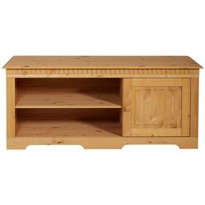 Lowboard, Home affaire, Breite 130 cm, Belastbarkeit bis 75 kg