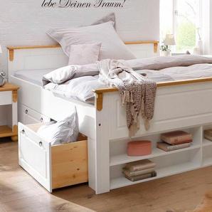 Home affaire Bett »Ascona«, Liegefläche 180/200 cm, FSC®-zertifiziert