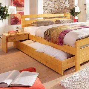 Home affaire Massivholzbett »Capri«