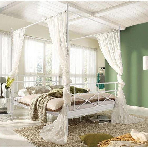 Home affaire Metallbett »Thora«, aus schönem Metall, in unterschiedlichen Größen und Farben