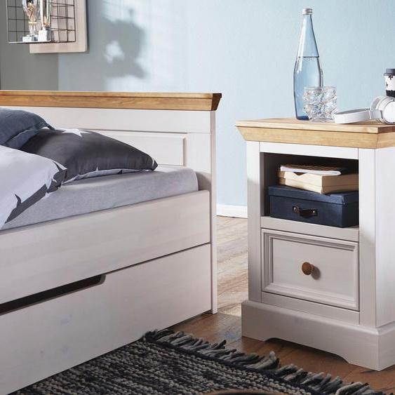 Premium collection by Home affaire Nachtkommode »Kim«, aus Massivholz