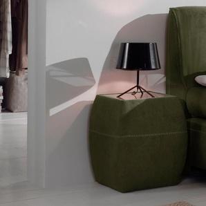 Home affaire Nachttisch B/H/T: 45 cm x 57 51 cm, ohne Auszug grün Nachtkonsolen und Nachtkommoden Nachttische Tische