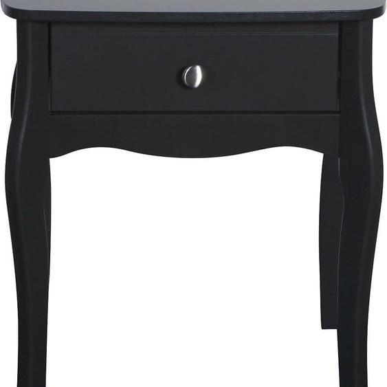 Home affaire Nachttisch, FSC®-zertifiziert, braun »Baroque«