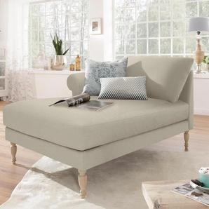 Home affaire Ottomane »Lex«, FSC®-zertifiziert, beige
