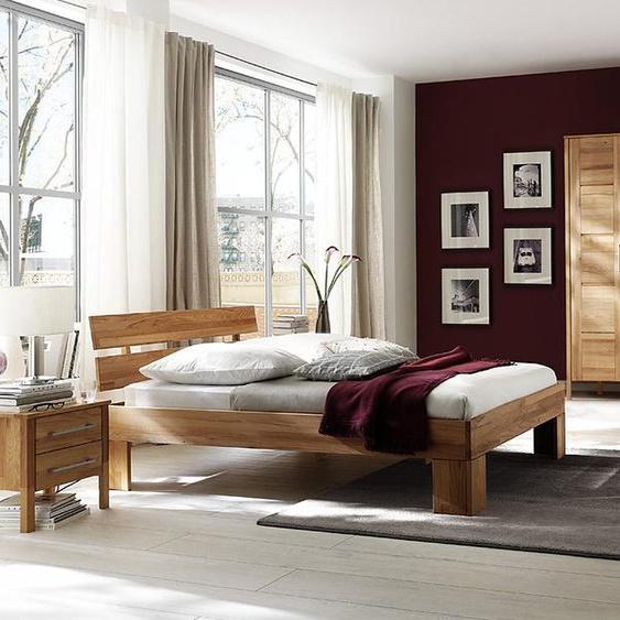 Home affaire Schlafzimmer-Set Modesty II Ausführung 2 braun Komplett Schlafzimmer Schränke Schlafzimmermöbel-Sets