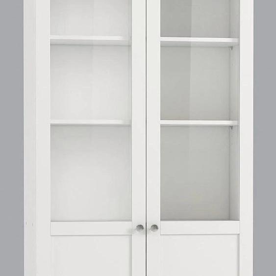 Home affaire Schranktür Anette, Breite 80 cm. 80x2x193 cm weiß Zubehör für Kleiderschränke Möbel Schranktüren