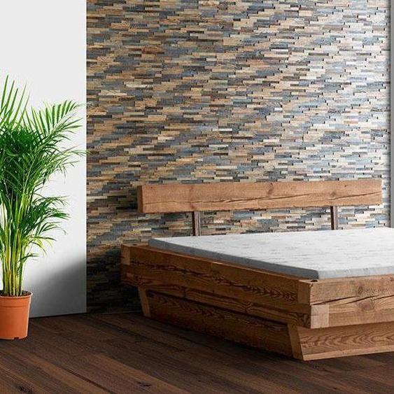Home affaire Schubkasten »Kaya«, aus recyceltem antiken Holz, in 3 Größen.