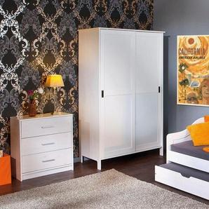 Home Affaire Schrank »Mafra«, pflegeleichte Oberfläche, weiß, 2 Türen