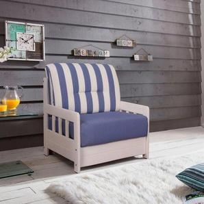 Home affaire Sessel »Camino«, mit Federkern und Bettfunktion