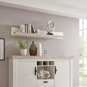 Home affaire Sideboard »Florenz« im romantischen Landhaus-Look, Breite 168 cm