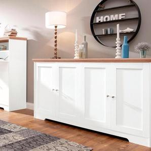 Home affaire Sideboard »Nanna«, Breite 155 cm