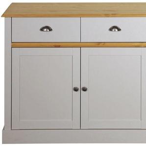 Home affaire Sideboard »Sandringham« mit 3 Türem und 3 Schubladen, Breite 144 cm