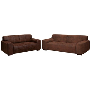 Home affaire Sitzgruppe »Laredo«, (Set, 2-tlg)