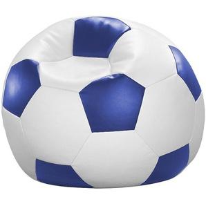 Home affaire Sitzsack »Fußball«, in 5 Farben