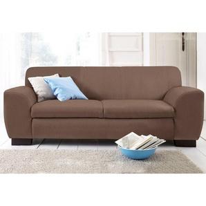 Home affaire Sofa »Nika«, als 2-oder 3-Sitzer, in Microfaser PRIMABELLE® oder Struktur