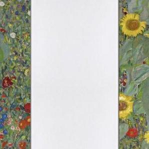 Home affaire Spiegel »Klimt, G.: Garten mit Sonnenblumen« (1-St)