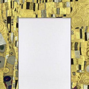 Home affaire Spiegel »Klimt, Gustav: Der Kuß« (1-St)