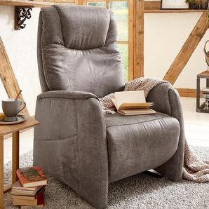 Home affaire TV-Sessel, FSC®-zertifiziert, beige »Mamba«, manuell verstellbar