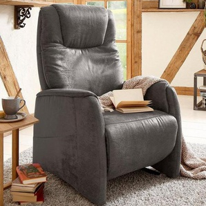 Home affaire TV-Sessel »Mamba«, 3 Größen, wahlweise manuell oder elektrisch verstellbar, mit und ohne Aufstehhilfe