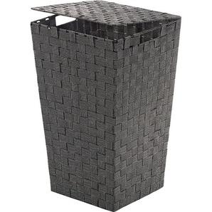 Home affaire Wäschekorb, mit Klappdeckel, Höhe ca. 54 cm
